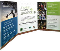 affordable and easy setup tabletop presentation poster boards
